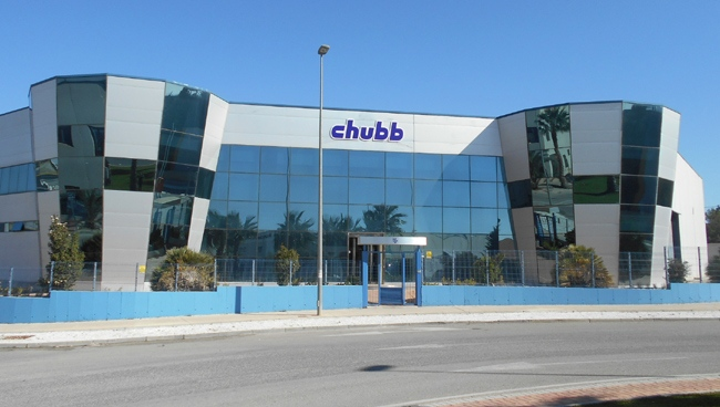 Empresa Chubb Murcia